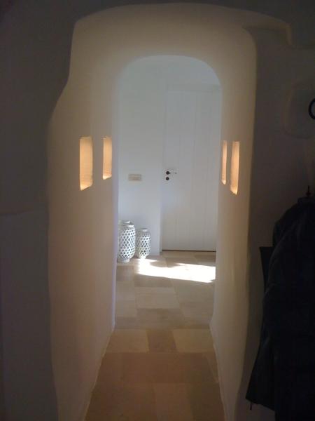 Progetto Lamia con trullo - Ostuni 2009 Studio di Architettura Maurizio Lazzari Architetto Milano